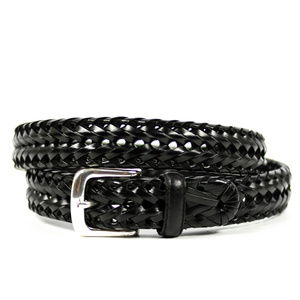 Other - Black Leather Belt for Men